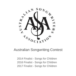 Australian Songwriting Contest Finalists